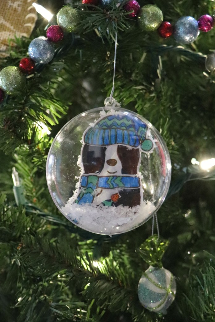 Guinea Pig Ornament DIY