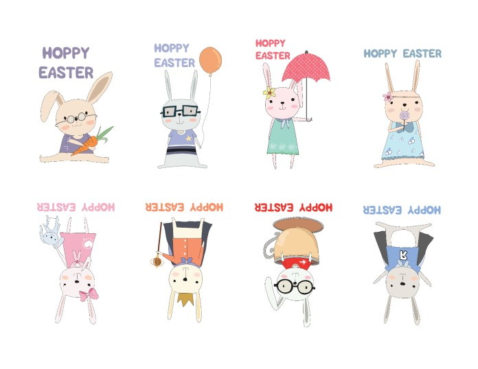 free printable tags for Easter