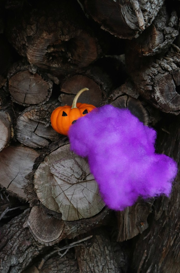 smoking pumpkin tutorial