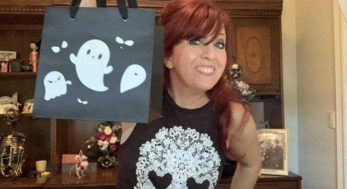 halloween bag papercraft