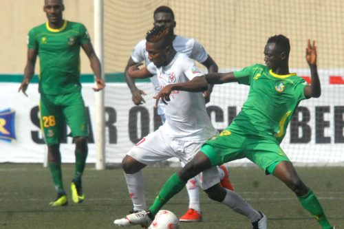 Kano Pillars tackle Enugu Rangers