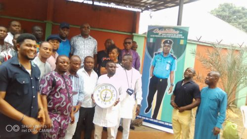 Supol Akpabio bags Award of Excellence