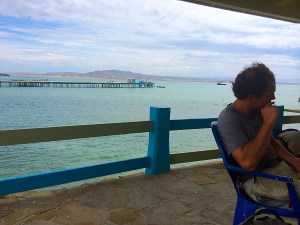 Tortugas Bay: Great place to be stranded