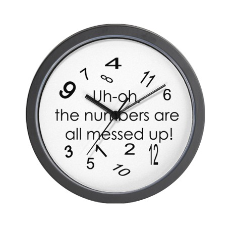 messed_up_numbers_wall_clock