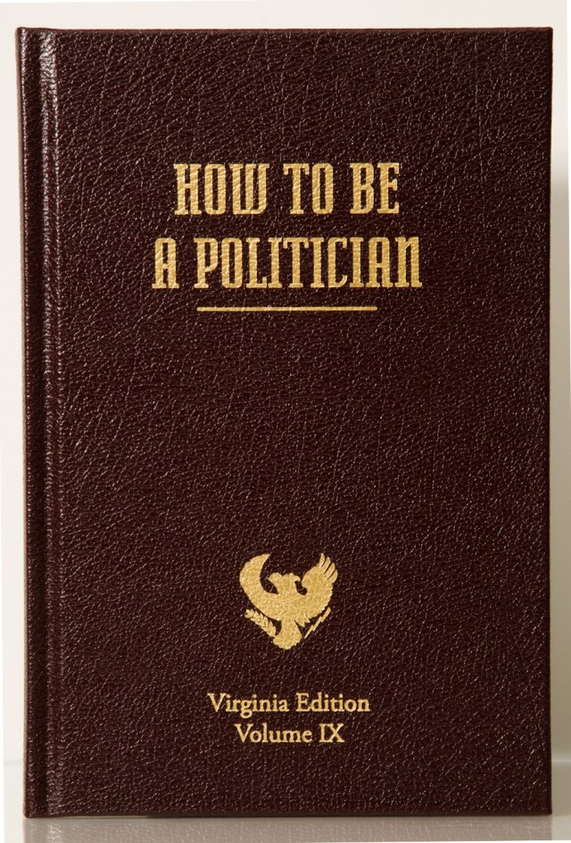 How-To-Be-A-Politician