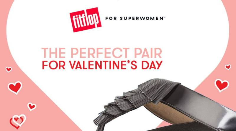 Win a brand new pair of FitFlop Cha Cha Fringe