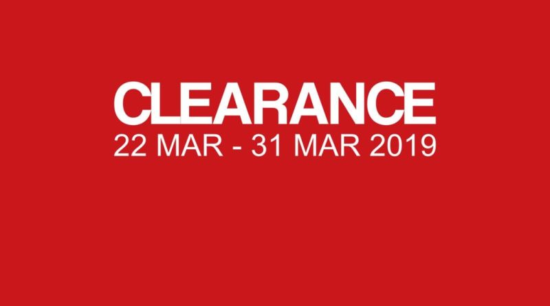 Clearance Sale | Padini Concept Store
