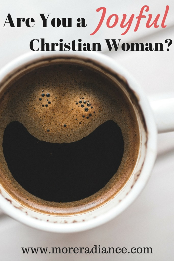 Are You a Joyful Christian Woman-