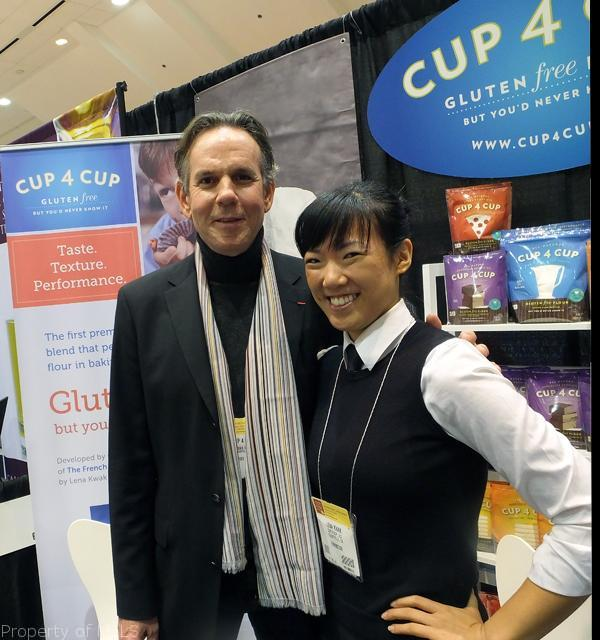 Chef Keller and Chef Kwak Fancy Food Show