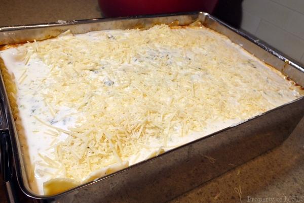 lasagna and cake 028
