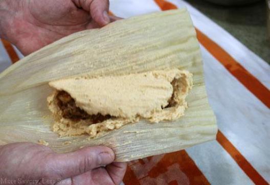 tamales rellenos 141.1