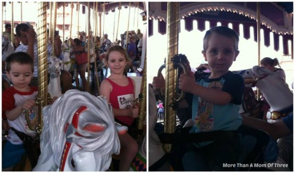 rides in the magic kingdom