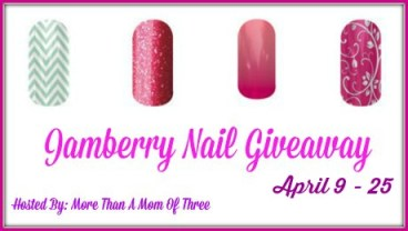 Jamberry Nail Giveaway