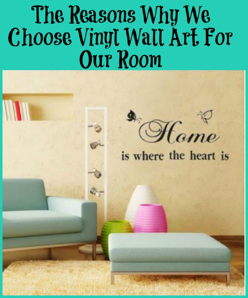 The Reasons Why We Choose Vinyl Wall Art For Our Room - More Than A ...