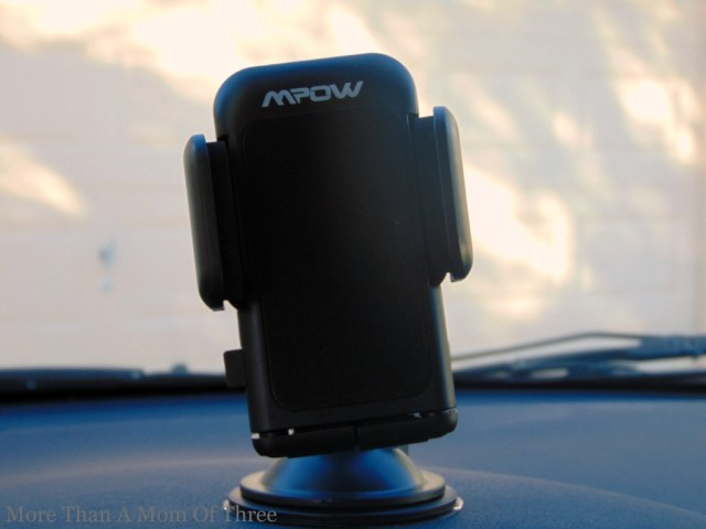 MPOW grip pro car mount