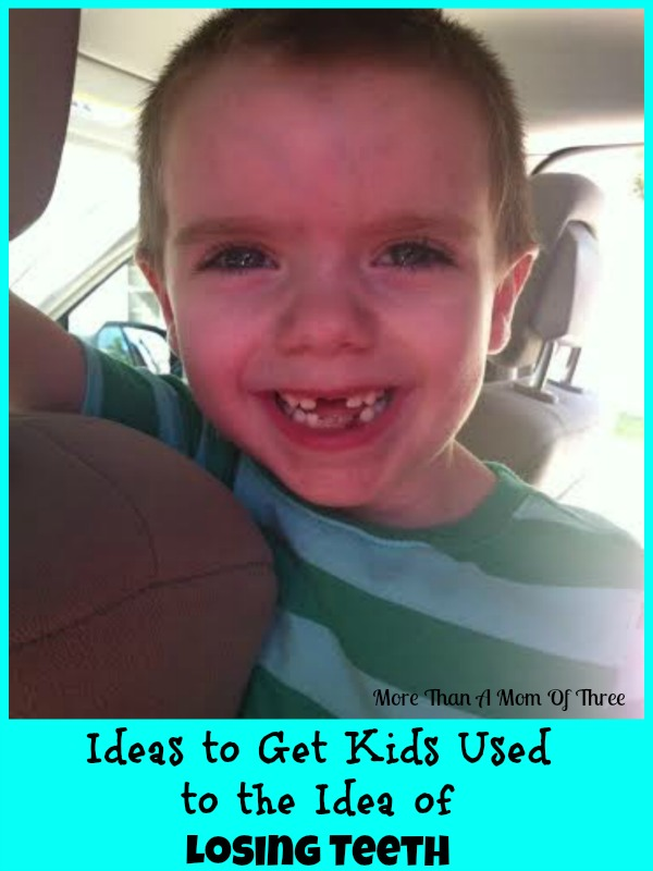 Ideas to Get Kids Used to the Idea of Losing Teeth