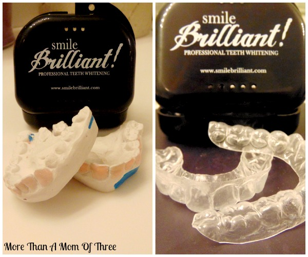 smile brilliant trays