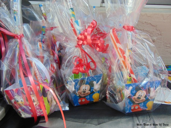 disney favors