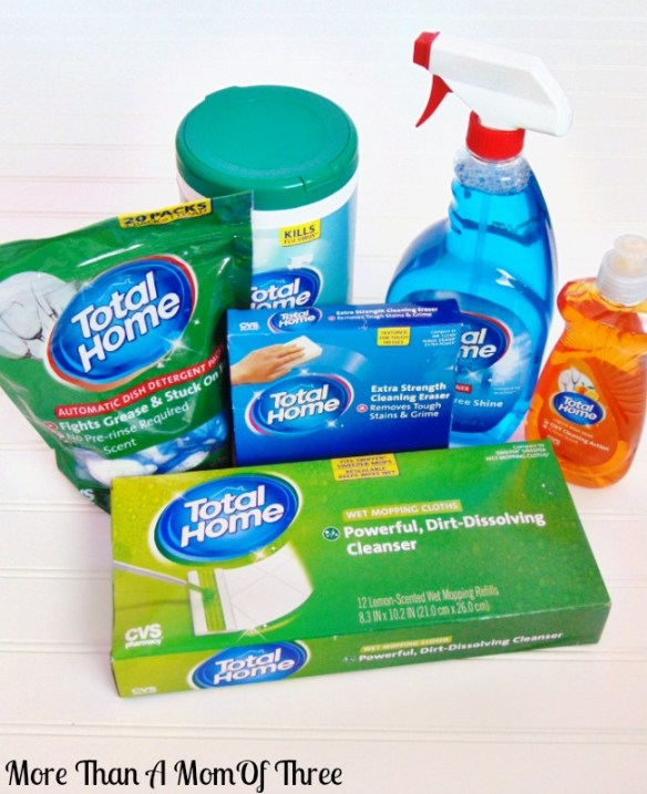 Total Home CVS Cleaning Products Review