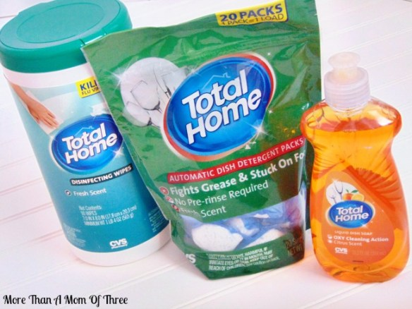 Total Home Cleaning Products