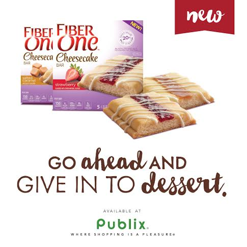 Fiber One Cheesecake Bars Publix