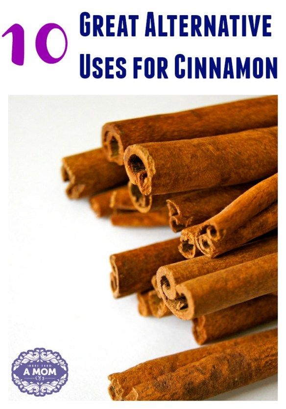 10 Great Alternative Uses for Cinnamon