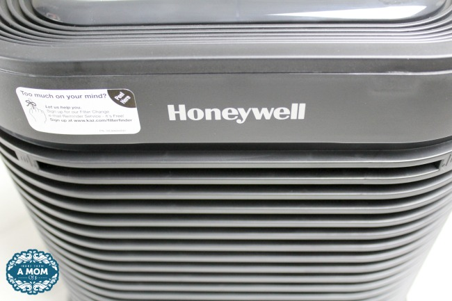 Reduce your Spring Allergies - Honeywell Air Purifiers Review