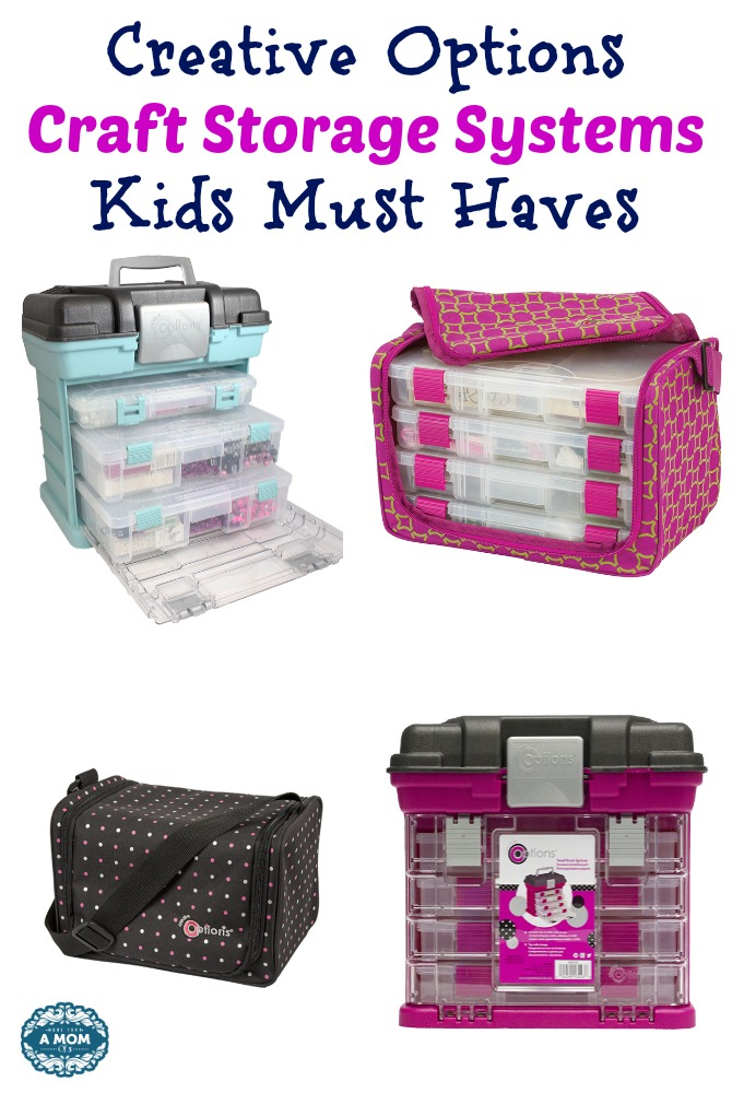 Creative Options Craft Storage Systems Kids Must Haves
