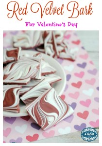 Red Velvet Bark Recipe Perfect For Valentines Day