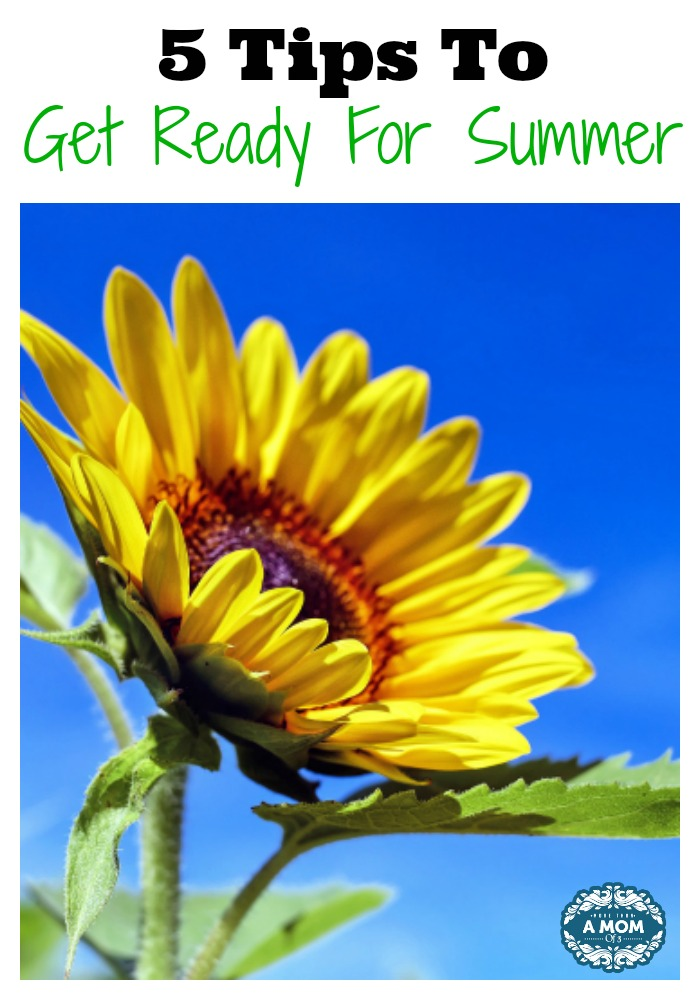 5 Tips To Get Ready For Summer