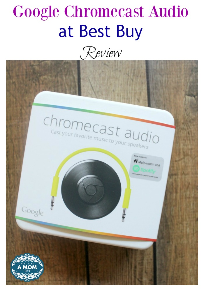 Google Chromecast Audio at Best Buy