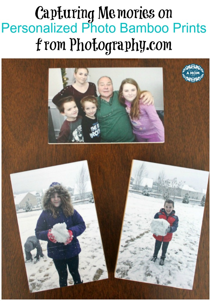 Capturing Memories on Personalized Photo Bamboo Prints from Photography.com