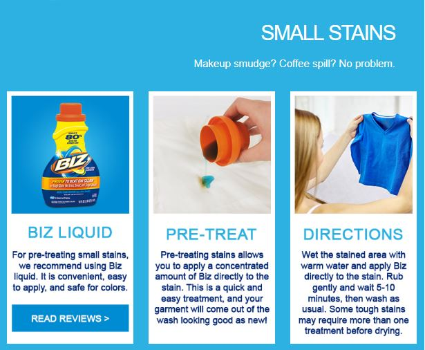 How You Can Eliminate Tough Stains With Biz Stain Fighter