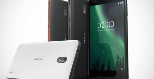 Nokia 2 ab 11. Januar bei Amazon erhältlich