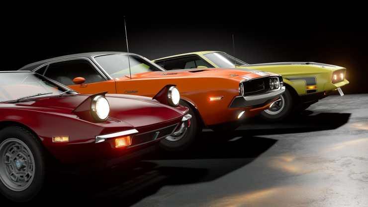 Gran Turismo Sport Update mit neuen Wagen und Streckenlayouts