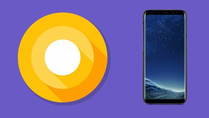 Samsung Galaxy S8 und S8+ Update: März-Patches, Fix für Blueetooth und NFC