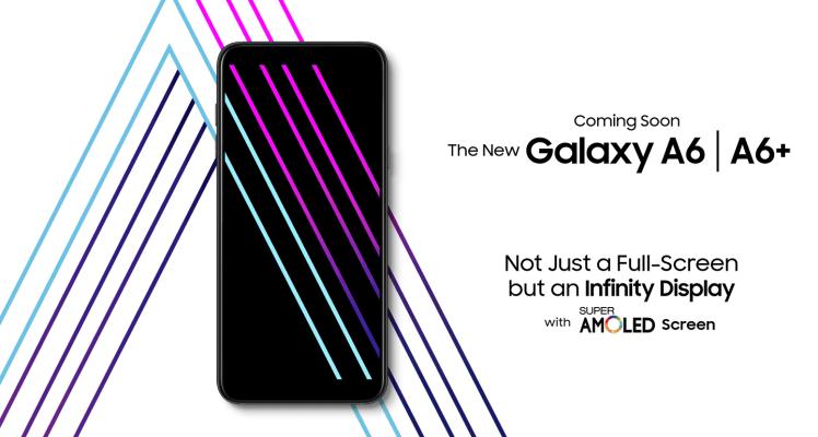 Alle Infos zum Samsung Galaxy A6 und Galaxy A6 Plus