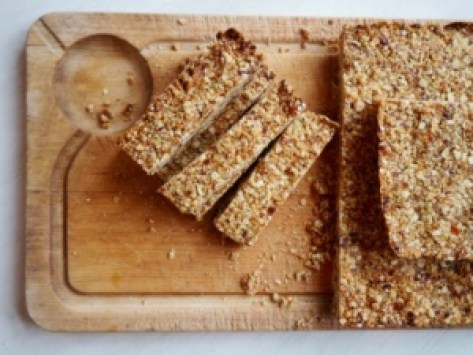granola bar by More Than Just Carrots