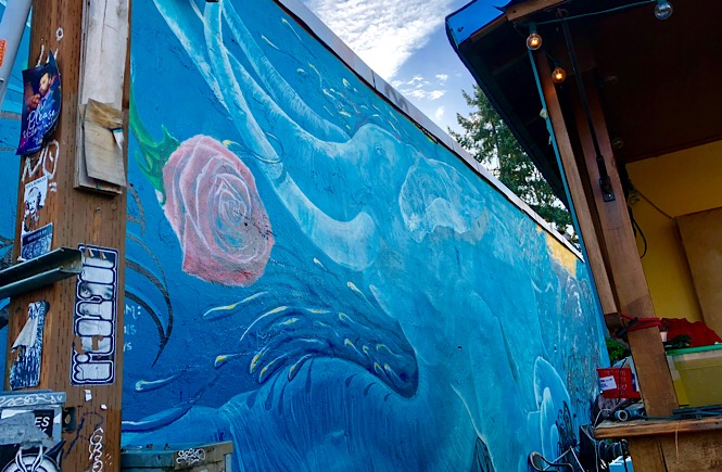 Portland Wall Murals & Street Art: Where to See A LOT in a