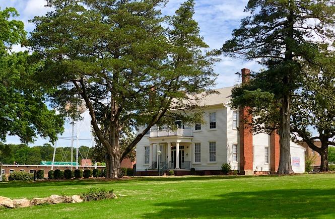 Visit Rocky Mount Mills