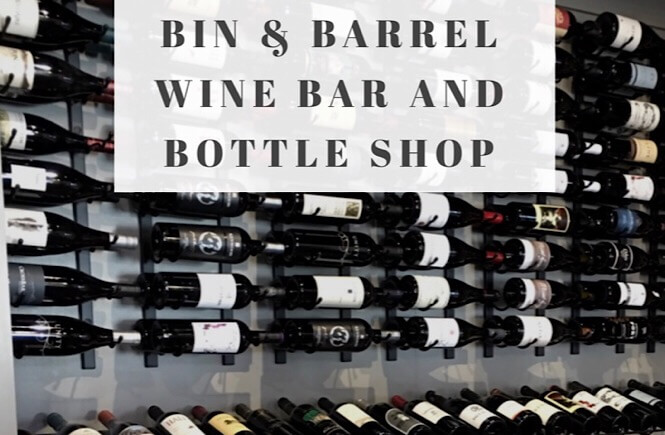 Bin & Barrel Wine Bar and Bottles Downtown Rocky Mount