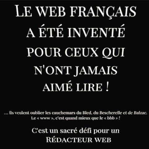 web français