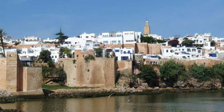 Le quartier de naissance de Ghazzal à Rabat