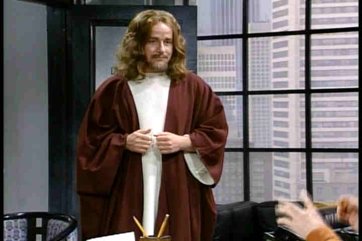 Image result for phil hartman jesus gif