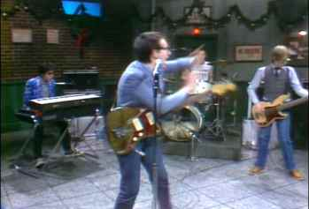 Elvis Costello's infamous 1977 SNL performance