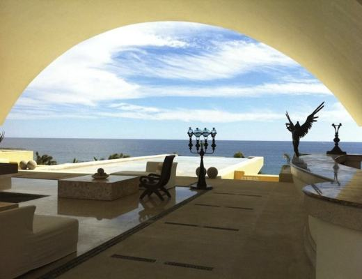Reception Lobby of Secrets Marquis - Los Cabos