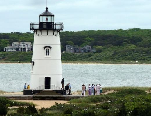 Harbor View Hotel & Resort on Martha's Vineyard:Edgartown Lighthouse on Martha's VIneyard