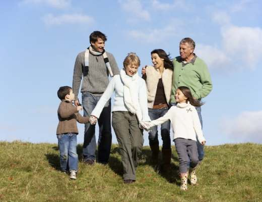 midlife multigenerational travel