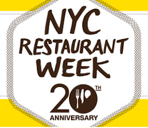 NYC Restaurant Week 2012