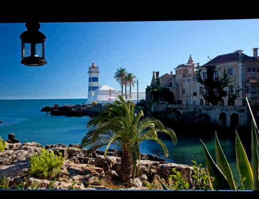 Museu Farol Santa Marta in Portugal (Courtesy Estoril Tourism Board)